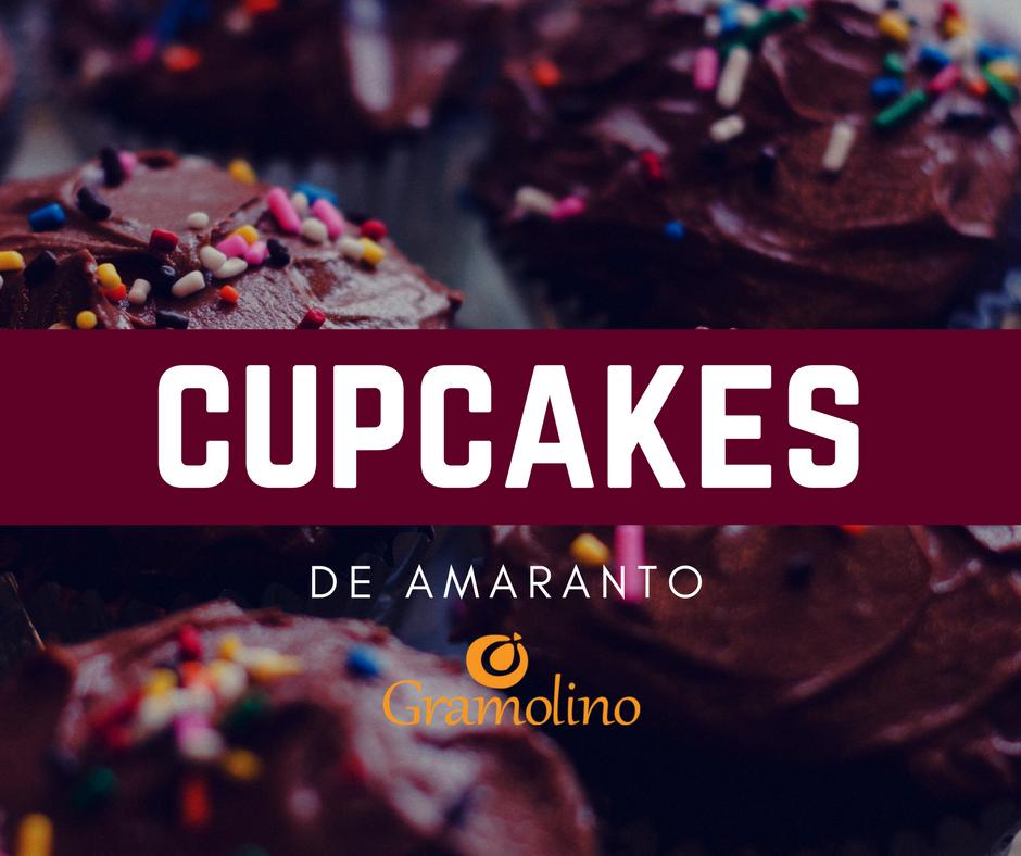 Cupcakes de Amati Bebida de Amaranto con Cacao