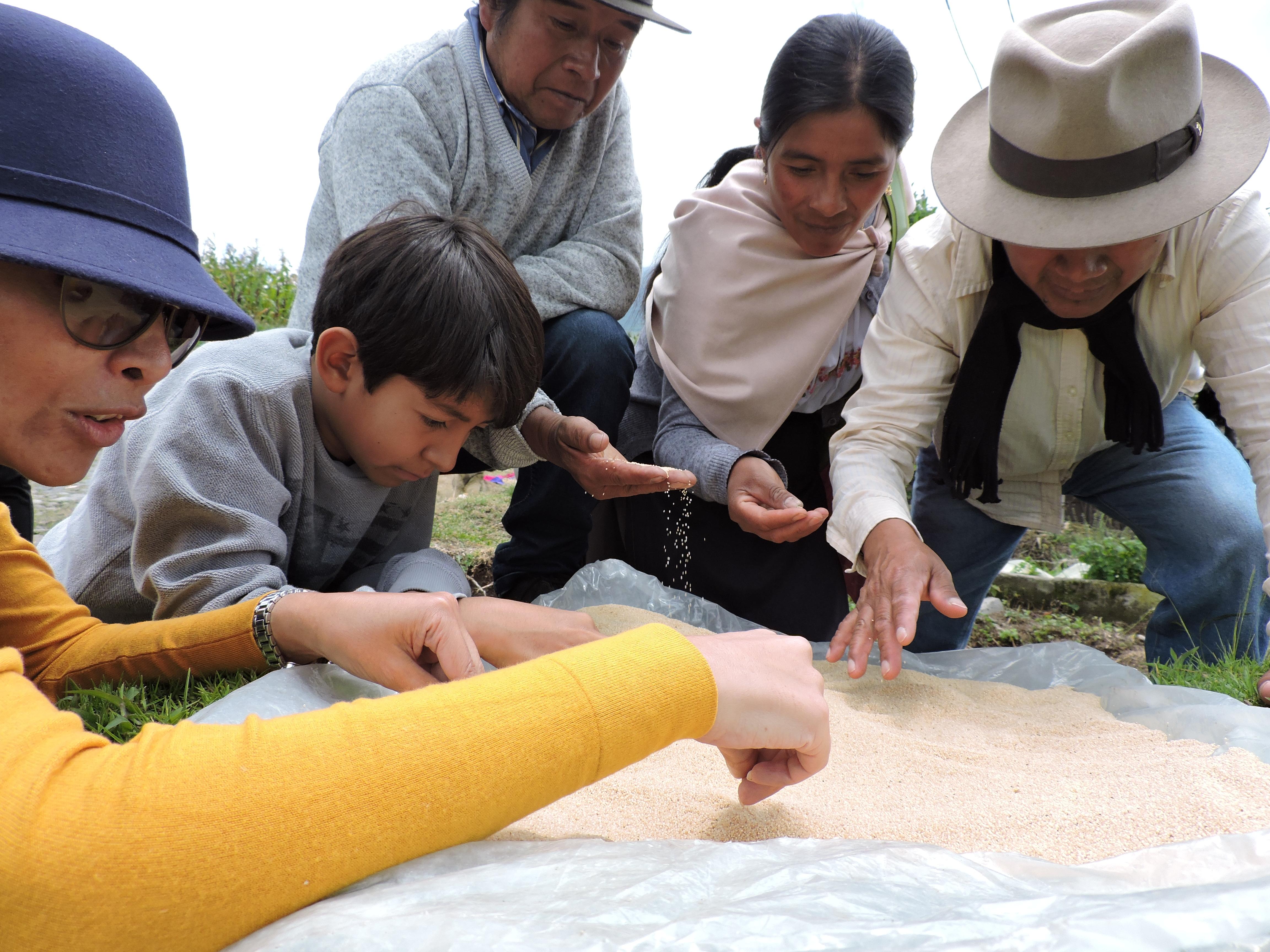 Asociación Mama Murukuna.